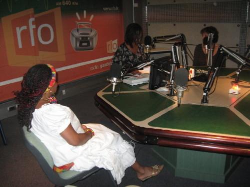 radio, RFO
