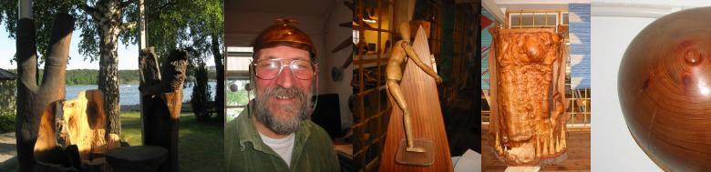 Pierre Morency ou l´Art de toucher du bois
